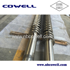 Hot sales twin screw and barrel barrel for PE extrusion