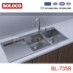 home stainless steel KITCHEN BASIN