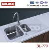GLASS BASIN SHOP BL773