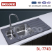 GLASS SINK 304# Matt
