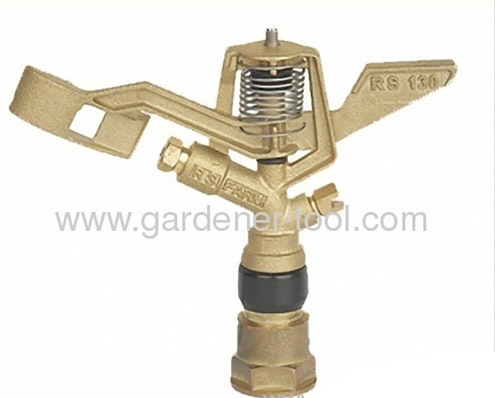 water irrigation sprinkler head option.