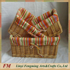 Flowers baskets with high quality