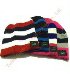 Knitted wireless cap Bluetooth music cap wireless music hat sports music cap wireless Christmas cap Sun music hat