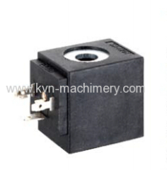 Mechanical equipment electromagnetic coil