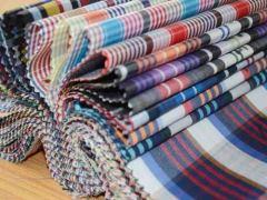 Yarn Dyed Fabric 100% cotton Yarn Typ