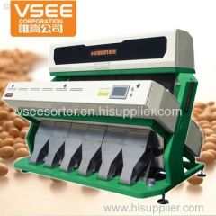 Optical Grain Color Sorter Sorting Selector Machine