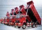 Sinotruk HOWO 40ton dump truck front tipping 10 wheels HOWO tipper dump truck