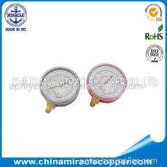 A/C Refrigeration Pressure Vacuum Guage