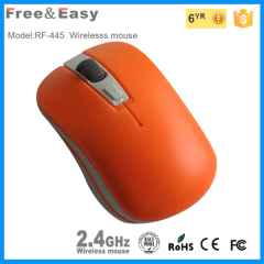 High quality wireless mouse DPI adjustable