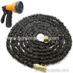 New 100FT X-hose pipe with plastic sprayer