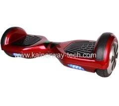 LEDライト付きミニセルフバランシング2輪スマート電気漂流会個人大人トランスポーター