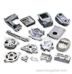 Zinc alloy automobile die casting parts manufacturer