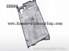 Phone shell magnesium alloy die casting factory