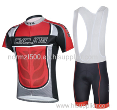 Cycling jersey short Thermal cycling clothes sports jerseys cool cycling