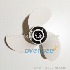 Oversee Propeller 683-45952-00-EL 9-1/4x9-3/4-J For YAMAHA Outboard Engine Parsun Powertec 9.9HP 15HP