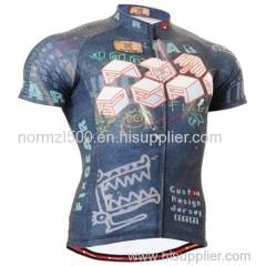 OEM retro cycling wear star wars cycling jersey