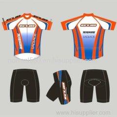 Custom unique cycling jersey Hot sell custom sportwear