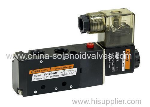 solenoid Valve for Pneumatic Control