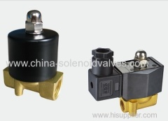 2/2 WAY small orifice Solenoid Valve