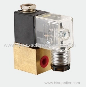 2 way small size solenoid valves