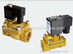 PU low pressure solenoid valve