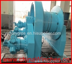 Water ethylene glycol Mining Winch