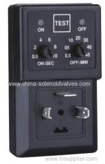 Таймер для электромагнитного клапана