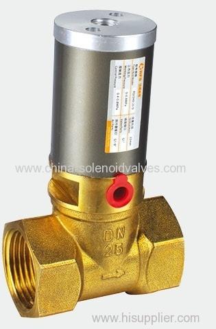 Q22HD Pneumatic control valves