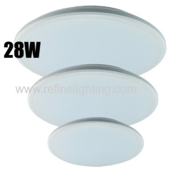 50mm thickness LED ceilling light 28W