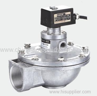 dust remover solenoid valve