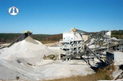 Mining Production Line PFL-1000 Gold Mine Crusher Ship to USA