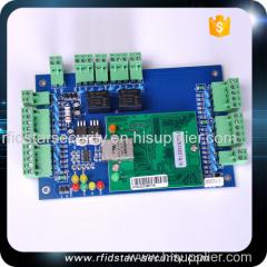 RFID TCP/IP Proximity Entry Door Lock Access Control System Four Door Access Controller