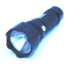 Plastic 1W LED Rechargeable Torch