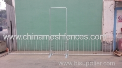 galvanized crowd control barrier galvanized crowd control barricade security crowd control barrier fence