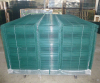 Europe style Nylofor 3D curved wire mesh fence