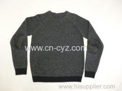 Men's Winter Crew Neck Pullovers