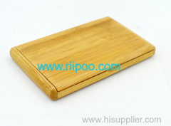 Riipoo Bamboo Card Holder Chinese Characteristics Business Card Case Business gifts or Features gifts