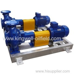 Rig accessories of Standard Centrifugal Pump