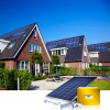 2KW on grid solar panel generator systems
