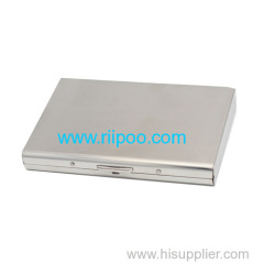 Riipoo Metal Business Card Holder Business Meeting or Business Negotiations High Quality Metal And The Unique Design
