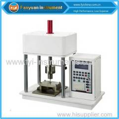 Safety Footwear Compression And Puncture Test Machine