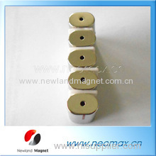 N42 Neodymium Magnet with a Hole