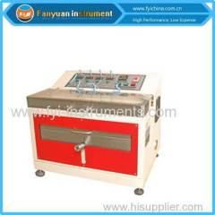 Digital Maeser Water Penetration Test Machine