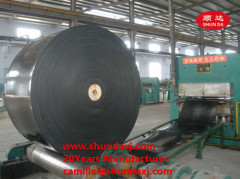 NN100 NN125 NN150 NN200 NN250 industrial nylon rubber conveyor belt