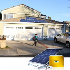 photovoltaic on grid solar power generation system