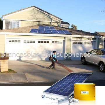 on-grid normal specification and commercial application solar panel system