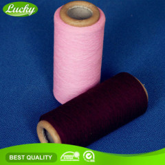 recycled 60cotton 40polyester blended yarn