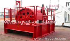 Oil well Drilling Crown Block