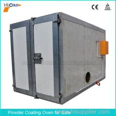 Electrostatic Powder Coating Oven System