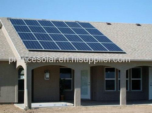 On Grid Solar Power Generation System